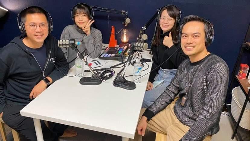 Podcast EP05. —專訪 VoiceTube 共同創辦人 豐任營運長-「人物感謝記」— 我在台大創創中心的日子 -陳甄2020實習心得