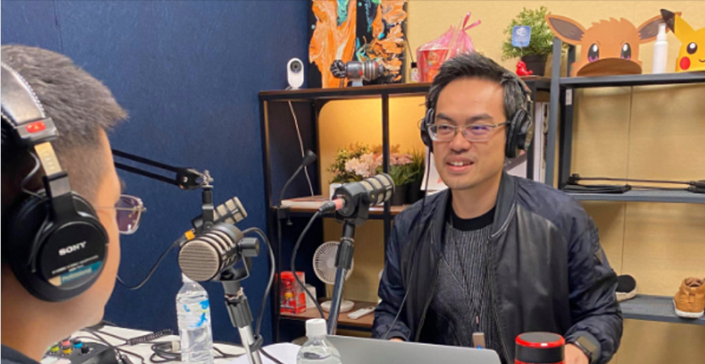 《 TEC Talk EP 05. 》不要「為了創業而創業」:專訪「VoiceTube」共同創辦人,蔡豐任 Johnny